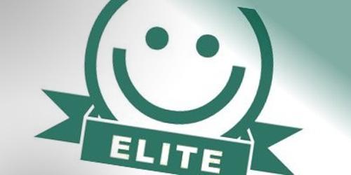 Vi har en Elite smiley fra Fødevarestyrelsen