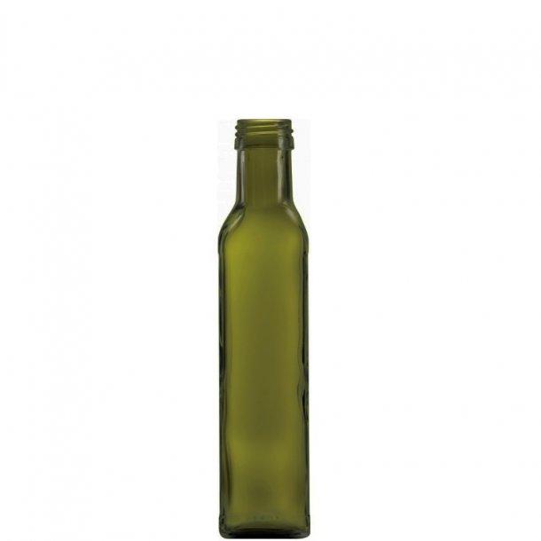 Marasca Flaske 250ml (Antikgrøn) (PP31,5)