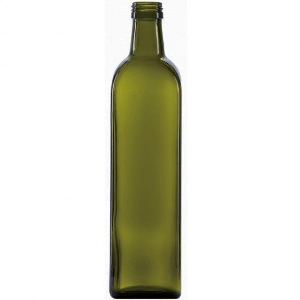 Marasca Flaske 500ml (Antikgrøn) (PP31,5)
