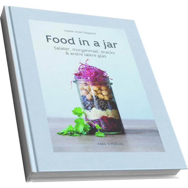 Food in a jar - Salater, morgenmad, snacks & andre lækre glas