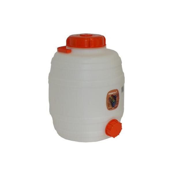 Rund beholder 12 liter