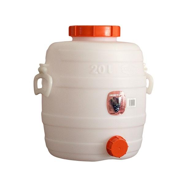 Rund beholder 20 liter