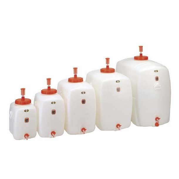 Oval beholder 100 liter