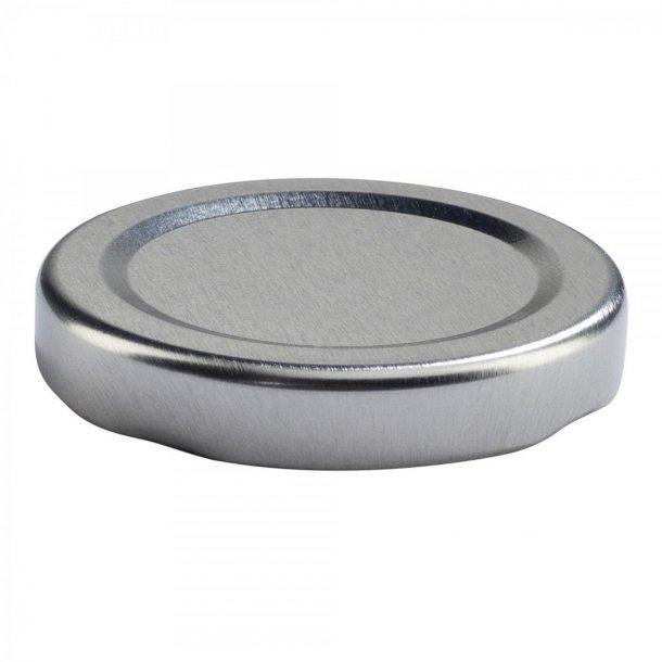 Skruelåg TO48 Sølv