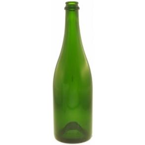 Glas og flasker ølgod