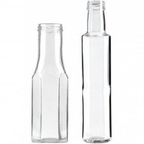 Olie- og Dressingflasker