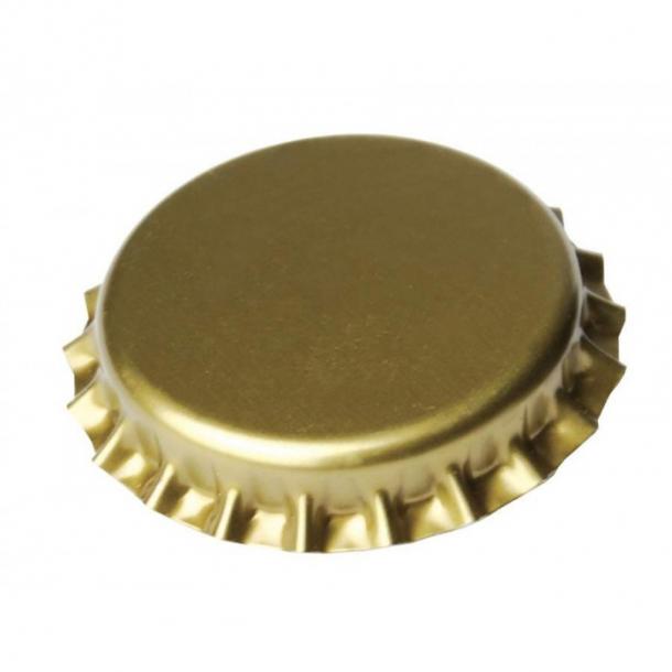 Kapsel 26mm guld (CC)