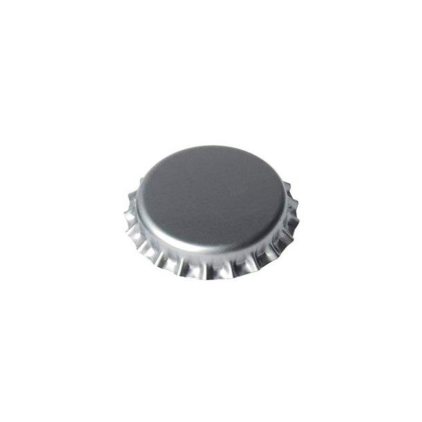 Kapsel 29mm sølv (CC)