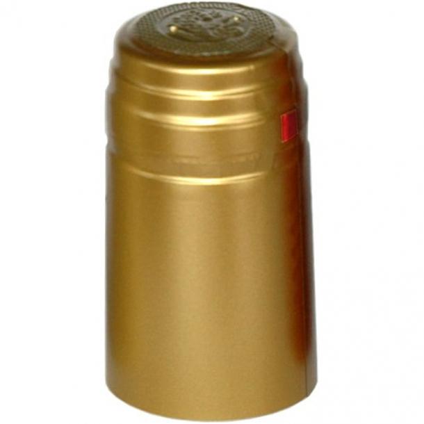 Krympehætte 32,5x60mm Guld