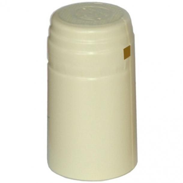 Krympehætte 32,5x60mm Hvid