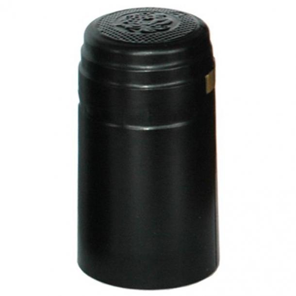 Krympehætte 31x60mm Sort