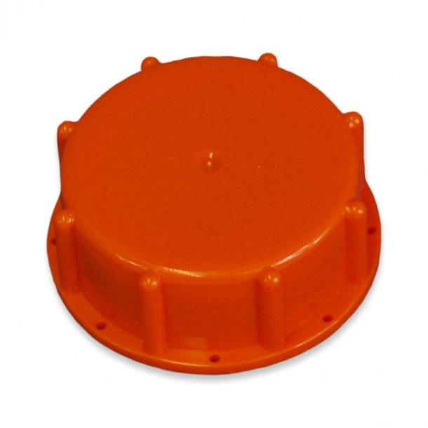 Lille skruelåg til beholder (rund og oval)