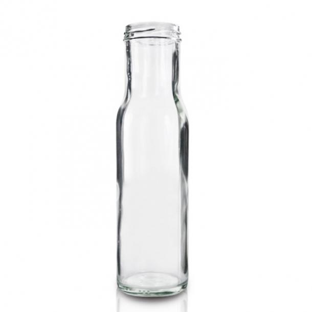 Rund Sauce Flaske 250ml (TO43)