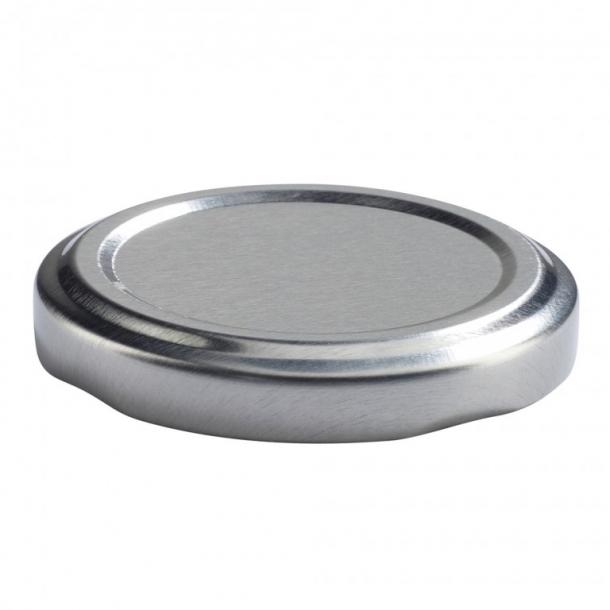 Skruelåg TO70 Sølv