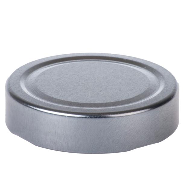 Skruelåg TO70 DEEP Sølv