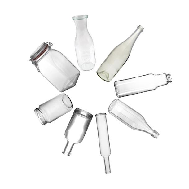 Vareprøve - 3 valgfrie glas/flasker
